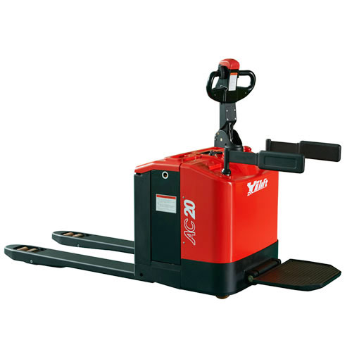 Rider Electric Pallet Truck with EPS