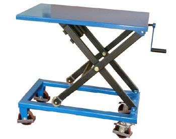MECHANICAL LIFT TABLE MST 300-yi-lift com
